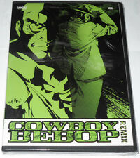 Cowboy Bebop - Session 4 (DVD, 2006, Remixed Audio) BRAND NEW, SEALED!