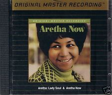 Franklin, Aretha lady soul & Now MFSL Gold CD u II sans J-Card