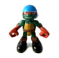 """Pilot Raph TMNT Ninja Turtles Half Shell Heroes 2.5"""" Mini Figure Raphael"""