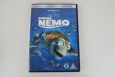DISNEY PIXAR : FINDING NEMO (2 DISC COLLECTORS EDITION DVD. U.K. Region 2.
