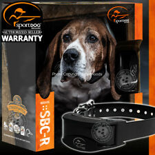 NEW! SportDOG NoBark SBC-R Dog Collar Rechargeable Submersible 2017 RELEASE!