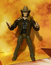 EEG! Custom Marvel Legends Cowboy Logan Civilian Wolverine