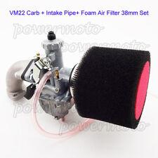 26mm Mikuni Carb Carburetor Assembly For 110 125 140cc SSR YCF BSE Pit Dirt Bike