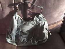 BNWT MARKS & SPENCER LIMITED EDITION GREEN/BLUE SHOULDER BAG S