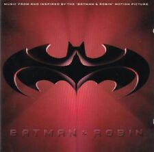 Soundtrack - Batman & Robin - CD -