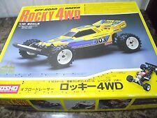 kyosho vintage rocky 1:10 scale 4wd off-road buggy KIT NIB original
