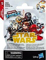 Star Wars Minifigure 3 cm Micro Force Series 5 Blind Bag Hasbro Disney