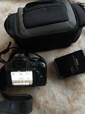 Nikon D3400 24 Mp Cuerpo Cámara Réflex , Bolsa Cargador Y Batería Negra