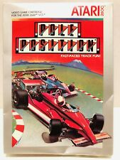 Pole Position for Atari 2600 (1983) - Complete