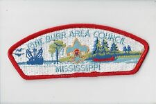 CSP  Pine Burr Area Council MIssissippi S-3 Shrimp Boat 7012600