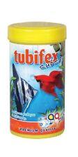 Freeze Dried Tubifex Cubes Food For Aquarium Tank Fish 100ml