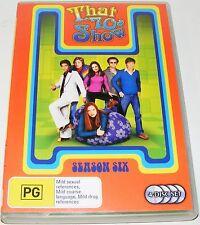 That 70's Show : Season 6--- (DVD, 2007, 6-Disc Set)