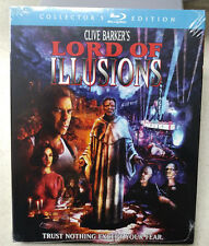 Lord Of Illusions 2-Disc Blu-Ray NEW/SEALED WITH SLIPCOVER Shout/Scream Factory