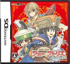 USED Nintendo DS Annie no Atelier: Sera Shima no Renkijutsushi game soft