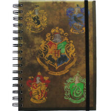 A5 Harry Potter Hogwarts Crest Notebook, Gifts by Recipient, Brand New
