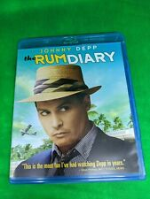 The Rum Diary (Blu-ray Disc, 2012)