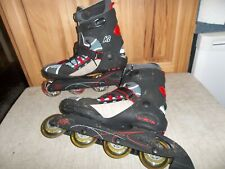 K2 Mens Power Soft Boot Roller Blades ~ Size 12