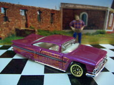 '97 HOT WHEELS FIRST EDITIONS 1959 CHEVY IMPALA LOOSE 1:64 SCALE