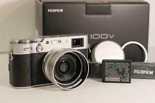 Fujifilm X100V 26.1MP Compact Camera - Silver READ