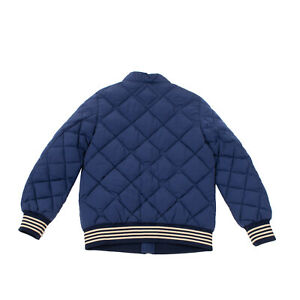 RRP €140 SCOTCH SHRUNK By SCOTCH & SODA BONJOUR Quilted Jacket Size 8Y Padded