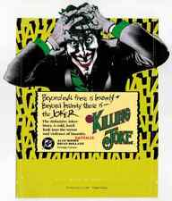 Batman The Killing Joke Rare Promo Joker Piece Brian Bolland Art Alan Moore 1988