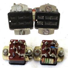 Quad II 6 pin Jones input socket. Original part from a Quad II amplifier.