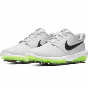 Nike Roshe G Tour Men's Golf Shoes Platinum Black AR5580-002 MSRP $110