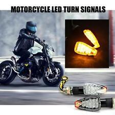 Universal LED Turn Signals Lights For Honda VF Magna Stateline 500 700 750 1100