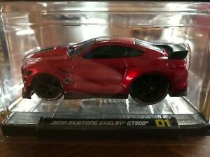 Muscle Machines Mustang Shelby GT350 Target Exclusive Red