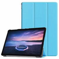 Custodia Protettiva per Samsung Galaxy Scheda S4 SM-T830 T835 10.5 Smart Azzurro