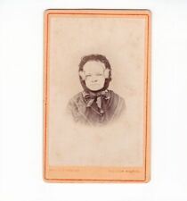 Theodor Haertel CDV Foto Damenportrait - Potsdam um 1870