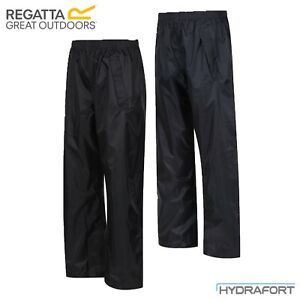 Regatta Stormbreak Kids Boys Girls Waterproof Trousers Overtrousers RRP £20