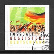 Bund Mi.Nr. 2936 (2012) gestempelt (selbstkleb.)/Fußball begeistert Deutschland
