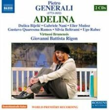 PIETRO GENERALI: ADELINA NEW CD