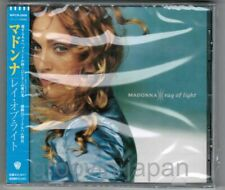 Sealed MADONNA Ray Of Light JAPAN CD WPCR-2000 w/OBI 1998 1st issue Free S&H/P&P