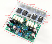 L20 Audio power amplifier 1pc 350W AMP assembled BOARD MONO with heat sink