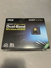 ASUS USB dual-band wireless network adapter AC600 2.4GHz or 5GHz