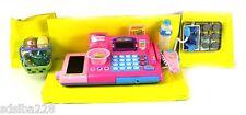 KX Supermarket Cash Register food scanner calculator