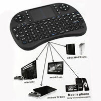 Mini Wireless Keyboard 2.4G with Touchpad Handheld Keyboard for PC Android TV