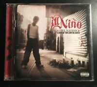 ILL NINO 'ONE NATION UNDERGROUND' 2005 CD Album