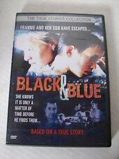 BLACK & BLUE, DVD, LIFETIME, RARE, MARY STUART MASTERSON,