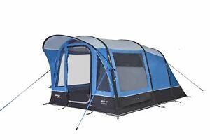 Vango Amalfi Air 400 4 Person Family Camping Inflatable AirBeam Tent VA02488
