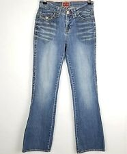 Tommy Hilfiger Jeans women size 3 Bootcut Light wash Red label