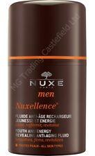 Nuxe Men Youth & Energy Revealing Anti-Aging Fluid 50ml - New & Unused