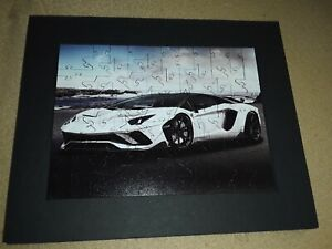 Lamborghini Puzzle brand new highest quality