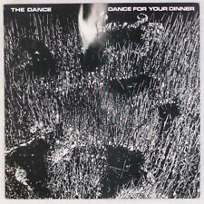THE DANCE: For Your Dinner USA '80 Go Go Records NO WAVE Post Punk LP