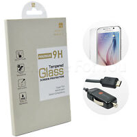 New Griffin 2.1A In-Car Charger Screen Protector For Samsung Galaxy S6 & S6 Edge