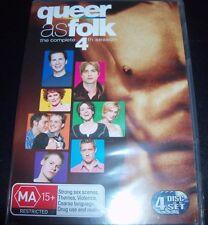 Queer As Folk USA The Complete 4th Season (Australia Region 4) DVD – New