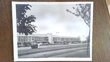 PHOTO ORIGINALE DES ANNEES 50 AEROPORT PARIS LE BOURGET