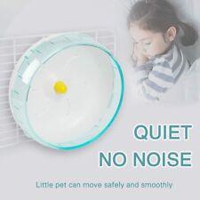 """Hamster Rat Mice Exercise Silent Running Spinner Wheel Pet Toy 6.3"""""""